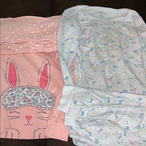 Carter's Pajamas - LOT OF TWO CARTERS PAJAMAS